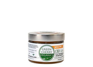 Warming Salve 300mg CBD 30ml