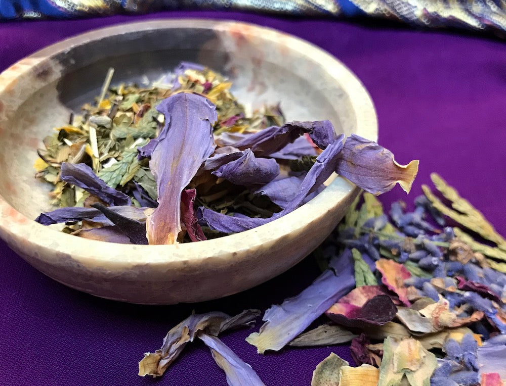 Tea Blend of the Month: Lucidity Dream Tea