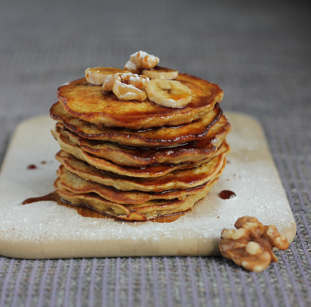Muscle Maximizer Pumpkin Pancakes Recipe