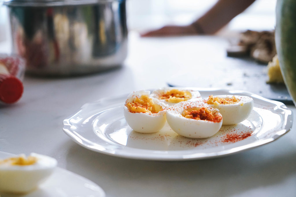 Make Your Own: Deviled Eggs