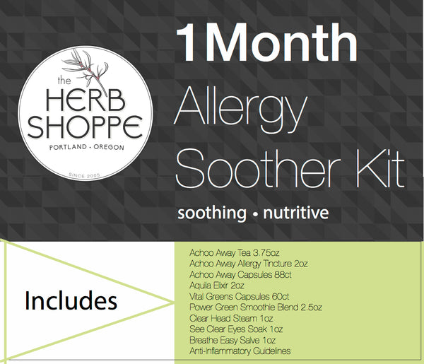Allergy Kit-1 Month