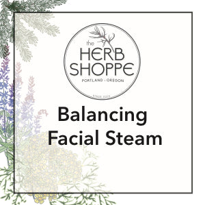 Balancing Facial Steam-Oily