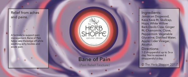 Bane of Pain Tincture