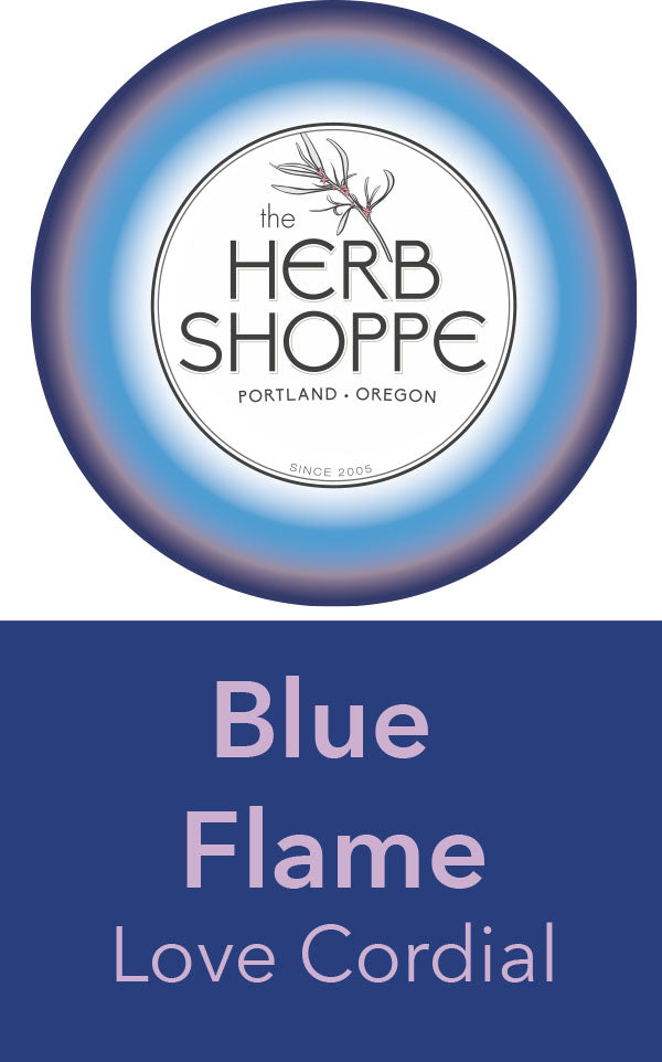 Blue Flame Cordial