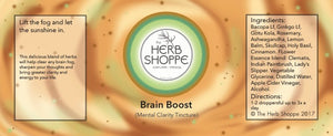 Brain Boost Tincture