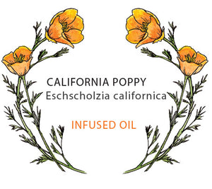 THS California Poppy Infused Oil