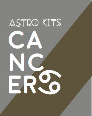 Cancer Astrology Kit