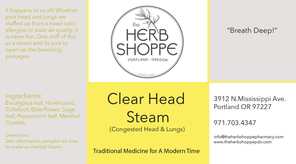 Clear Head Steam