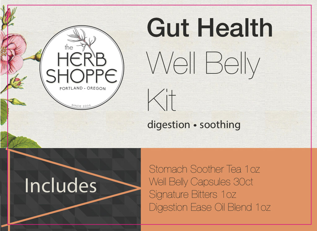 Well Belly-Digestion Kit