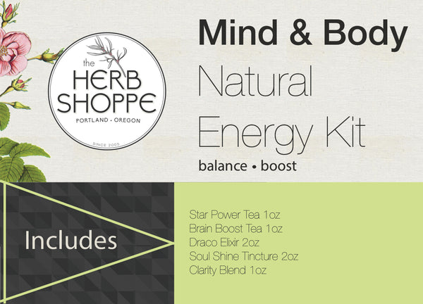 Energy Kit-Mind & Body