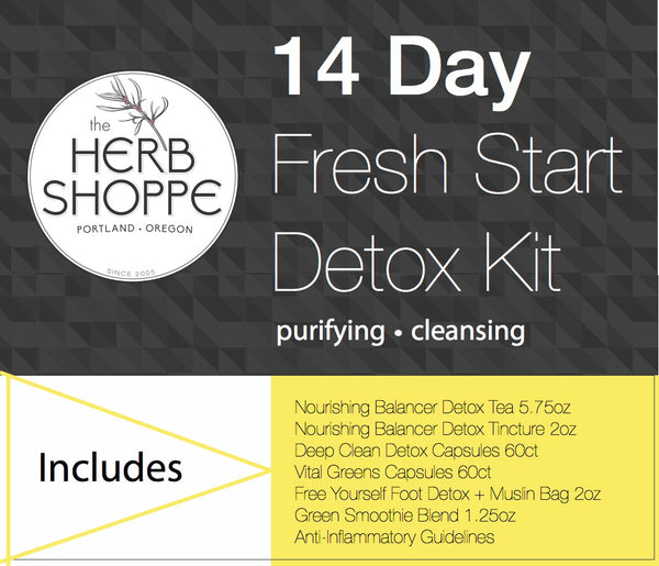 THS Fresh Start-14 day Detox Kits