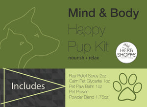 Happy Pup Kit-Mind & Body