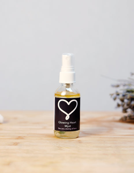 THS Ceremonial Mist-Glowing Heart (2oz)