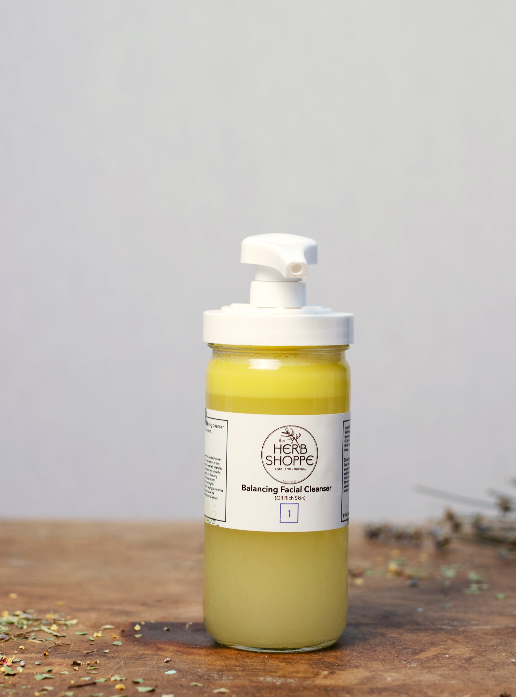 Balancing Facial Cleanser-Oily Skin