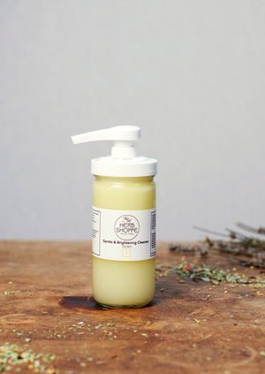 Gentle & Brightening Facial Cleanser-Dry Skin
