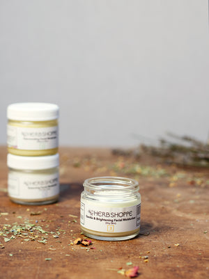 Gentle and Brightening Facial Moisturizer Skin
