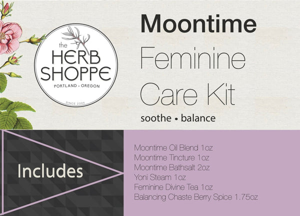 Moontime- Feminine Care Kit