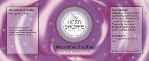 Moontime Soother Tincture