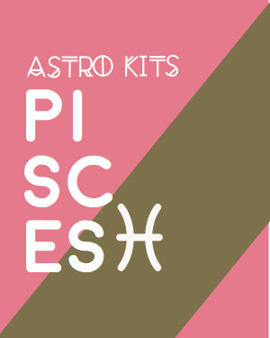 Pisces Astrology Kit