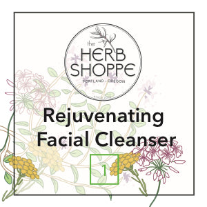 Rejuvenating Facial Cleanser-Mature Skin