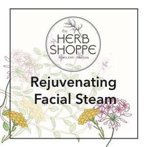 Rejuvenating Facial Steam-Mature Skin