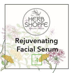 Rejuvenating Facial Serum-Mature Skin