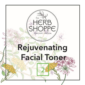 Rejuvenating Facial Toner-Mature Skin