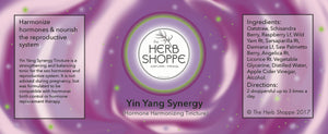 Yin Yang Synergy Tincture