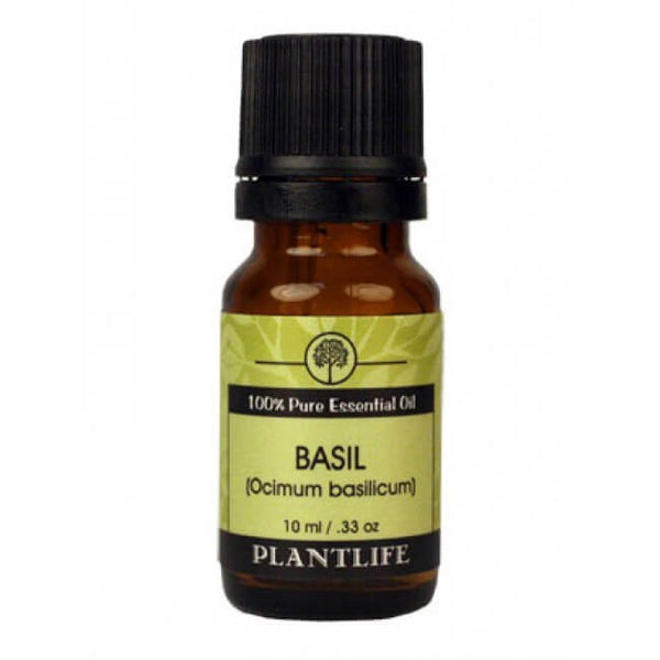 Basil (Sweet) Essential Oil