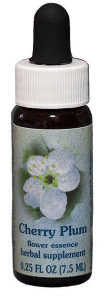 Cherry Plum Flower Essence