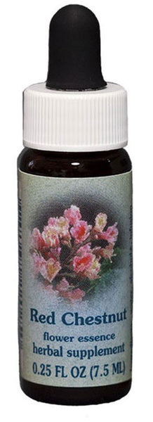 Red Chestnut Flower Essence