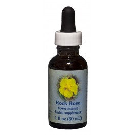 Rock Rose Flower Essence per Drop