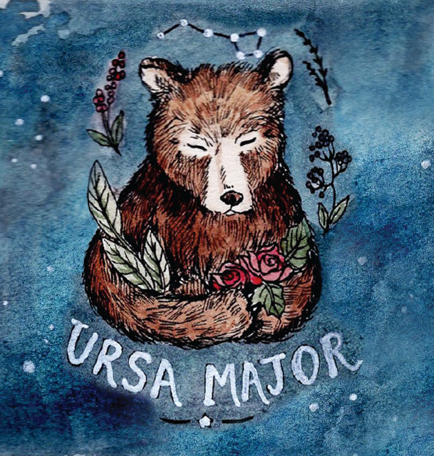 Ursa Major Immune & Sore Throat Elixir-Immune & Sore Throat