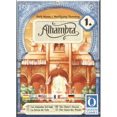Alhambra: The Vizier's Favor