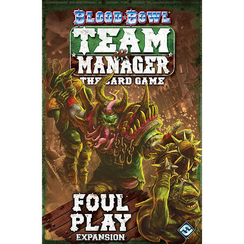 Blood Bowl: Team Manager – The Card Game – Foul Play