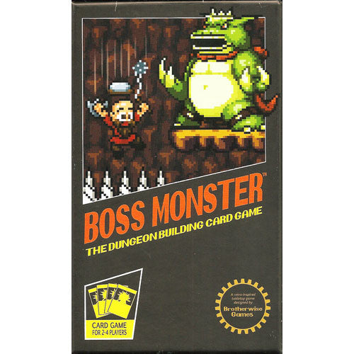Boss Monster 1: The Dungeon Building Card Game