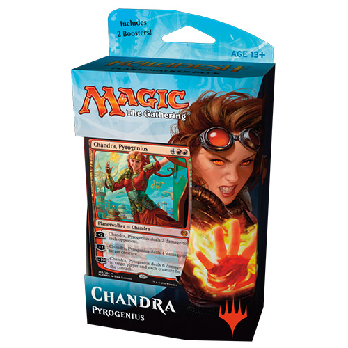 Planeswalker Deck - Chandra, Pyrogenius (In-store pickup only)