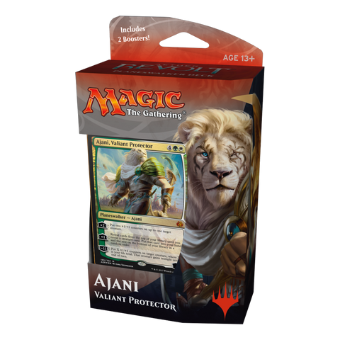 Planeswalker Deck - Ajani, Valiant Protector (In-store pickup only)