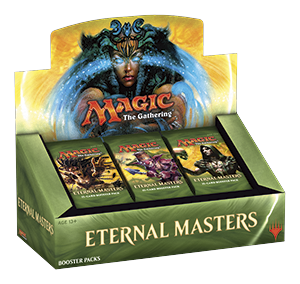 Eternal Masters Booster Box (In-store pickup only)