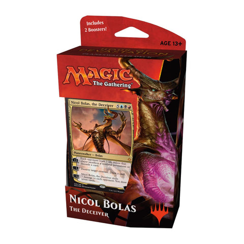 HOU Planeswalker Deck - Nicol Bolas, The Deceiver Preorder (In-store pickup only)