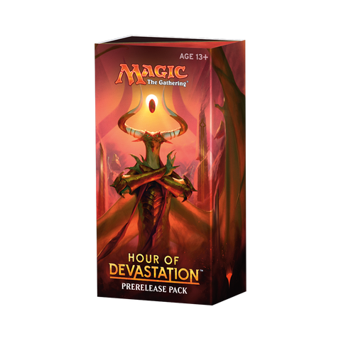 Hour of Devastation Prerelease - Sunday, July 9th @ 6:30pm