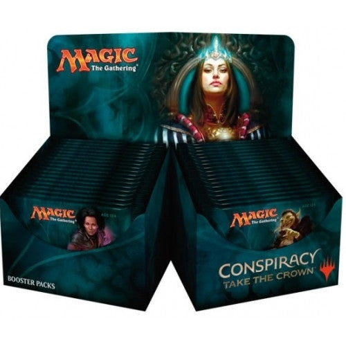 Conspiracy Take the Crown Booster Box (In-store pickup only)