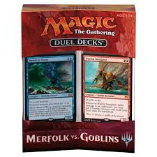 Merfolk vs Goblins Duel Deck (All profits will go to SickKids Foundation)