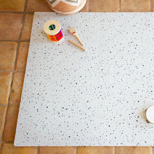 Load image into Gallery viewer, kids playmat modern terrazzo design