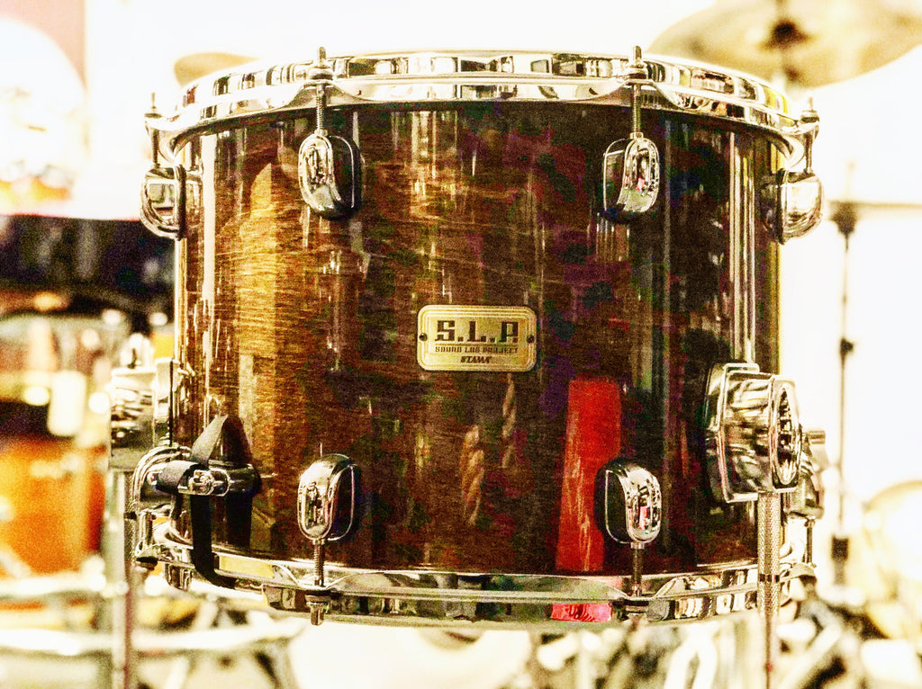 Tama SLP Duo Birch Snare Drum - 14x10