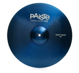 "Paiste Color Sound 900 Heavy Crash 16"", 17"", 18"", 19"" or 20"" - Black, Red, Blue or Purple."
