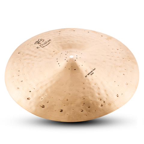 "20"" ZILDJIAN K CONSTANTINOPLE MEDIUM THIN RIDE, HIGH (FREE Skype Lesson with Purchase)"