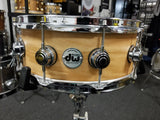 Demo DW Collector Series Custom Oak Snare Drum 6'' x 14''