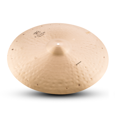 "22"" ZILDJIAN K CONSTANTINOPLE BOUNCE RIDE (FREE Skype Lesson with purchase)"