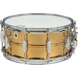 "Ludwig Hammered Bronze Phonic 5x14"" LB550K, 6.5x14"" LB552K or 8x14"" LB508K - made in USA!"